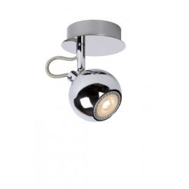 Φωτιστικό επιτοίχιο Led COMET LED SPOT 1xGU10/5W Chrome