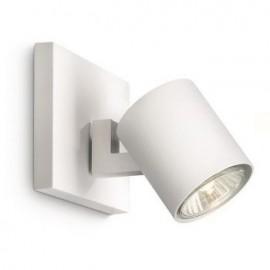 Επιτοίχιο Spot Φωτιστικό PHILIPS MYLIVING 53090/31/16 35W Λευκό