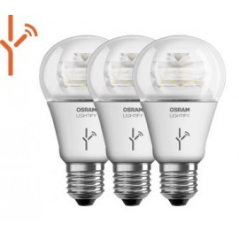 Λαμπτήρες Led OSRAM LIGHTIFY 3XCLA60 CLEAR Dimmbar