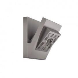 Φωτιστικό Τοίχου Led OSRAM TRESOL CUBE 4.5 W Γκρί