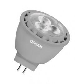 Spot Led OSRAM SUPERSTAR MR11 20 30° 3W LED G4 2700K DIM