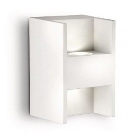 Φωτιστικό Τοίχου Led PHILIPS LEDINO 69087/31/16 2x2,5W Λευκό
