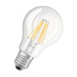 Λαμπτήρας Led OSRAM LED RETROFIT E27 A60 FILAMENT 6W 2700K