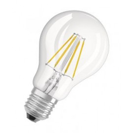 Λαμπτήρας Led OSRAM LED RETROFIT E27 A40 FILAMENT 4W 2700K