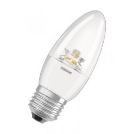 Λαμπτήρας Led OSRAM SUPERSTAR B40 ADVANCED LED E27 5.7W 2700K CL
