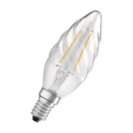 Λαμπτήρας Led OSRAM LED RETROFIT FILAMENT BW25 E14 2.700K 2-23W