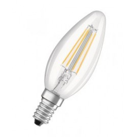 Λαμπτήρας Led OSRAM LED RETROFIT FILAMENT B37 E14 2.700K 4-37W