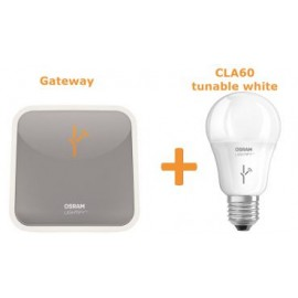 OSRAM LIGHTIFY STARTER KIT 2: 1 x Gateway + 1 x CLA60 Tunable White