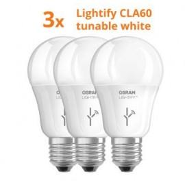 Λαμπτήρες Led OSRAM LIGHTIFY 3XCLA60 tunable white