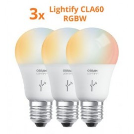 Λαμπτήρες Led OSRAM LIGHTIFY 3XCLA60 RGBW