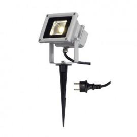 Προβολέας Led SLV 231102 LED OUTDOOR BEAM SILVER 10W 100° IP65